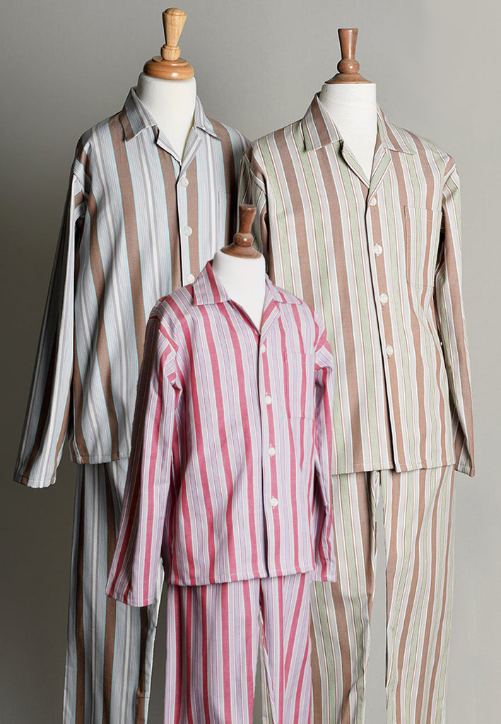 Children's Edwardian Pyjamas (NW432)