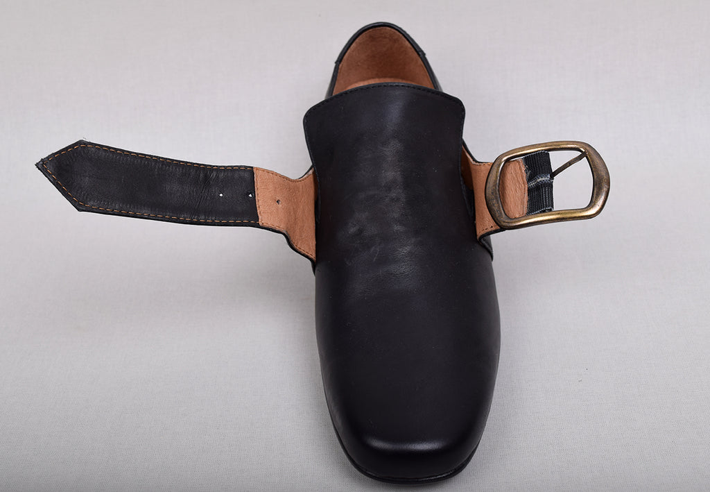 Men's C18th Buckle Shoes (SPM1750)