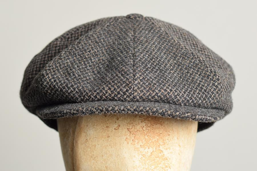 Mid Grey Tweed