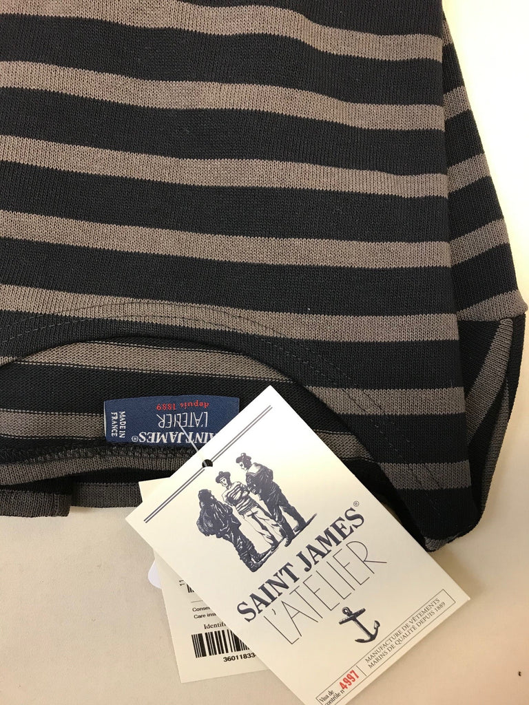 Heavyweight Saint James Striped French Breton T shirts (SH252)