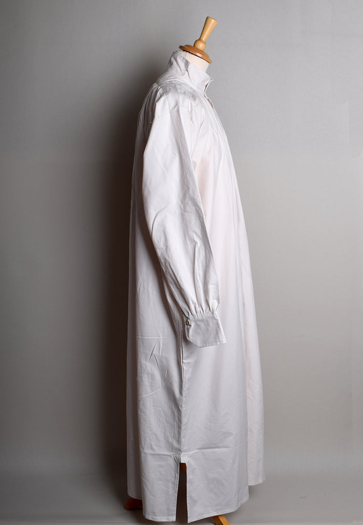 Victorian Nightshirt (NW400) - Antique White