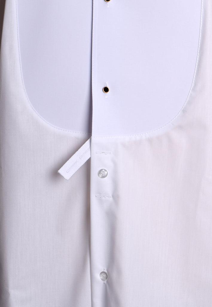 Washable Stiff Fronted Dress Shirt (SH2291)