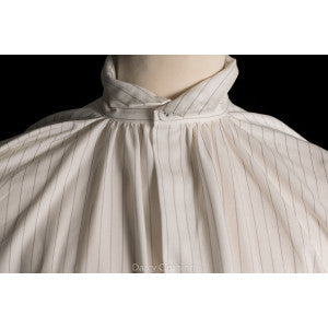 Victorian Nightshirt (NW400) - Ticking Stripe