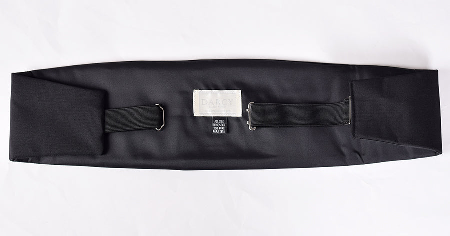 Silk Evening Cummerbund (BR810)