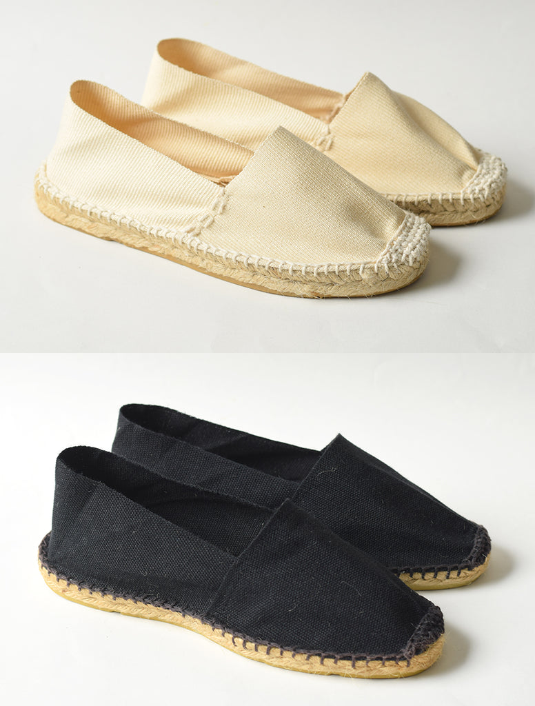 Womens Traditional Espadrilles - (SP102W)