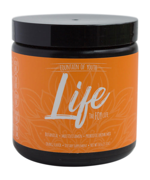 FOY Life Supplement Drink Mix for Vitality plus Immunity