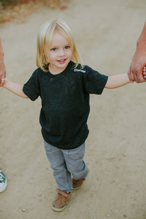 Load image into Gallery viewer, Toddler 'Benison' Triblend Short Sleeve Tee