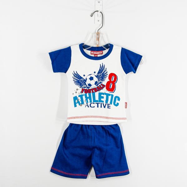Conjunto Short 2 piezas - Football