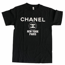 Load image into Gallery viewer, reprint chanel vintage tshirt tory lanez