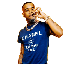 Load image into Gallery viewer, vintage chanel tshirt tory lanez