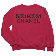 Load image into Gallery viewer, vintage chanel Sweatshirt kylie Jenner