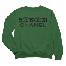 Load image into Gallery viewer, kylie jenner vintage chanel sweatshirt