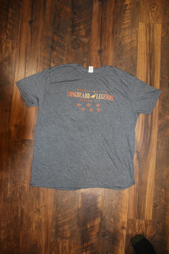 Dark Grey Short Sleeve T-Shirt