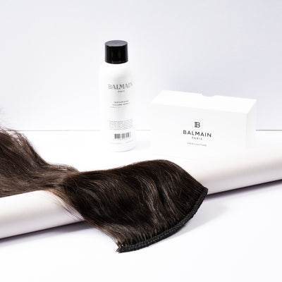 The Beauty of Handmade Weft Extensions