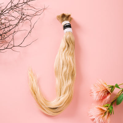 How We Custom Created Laurina Fleure's 25-inch Hair Extensions