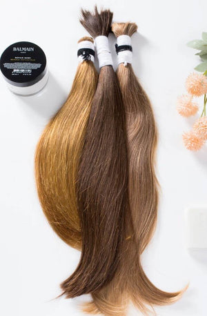Real Russian Virgin Hair Extensions in Melbourne by LDL International