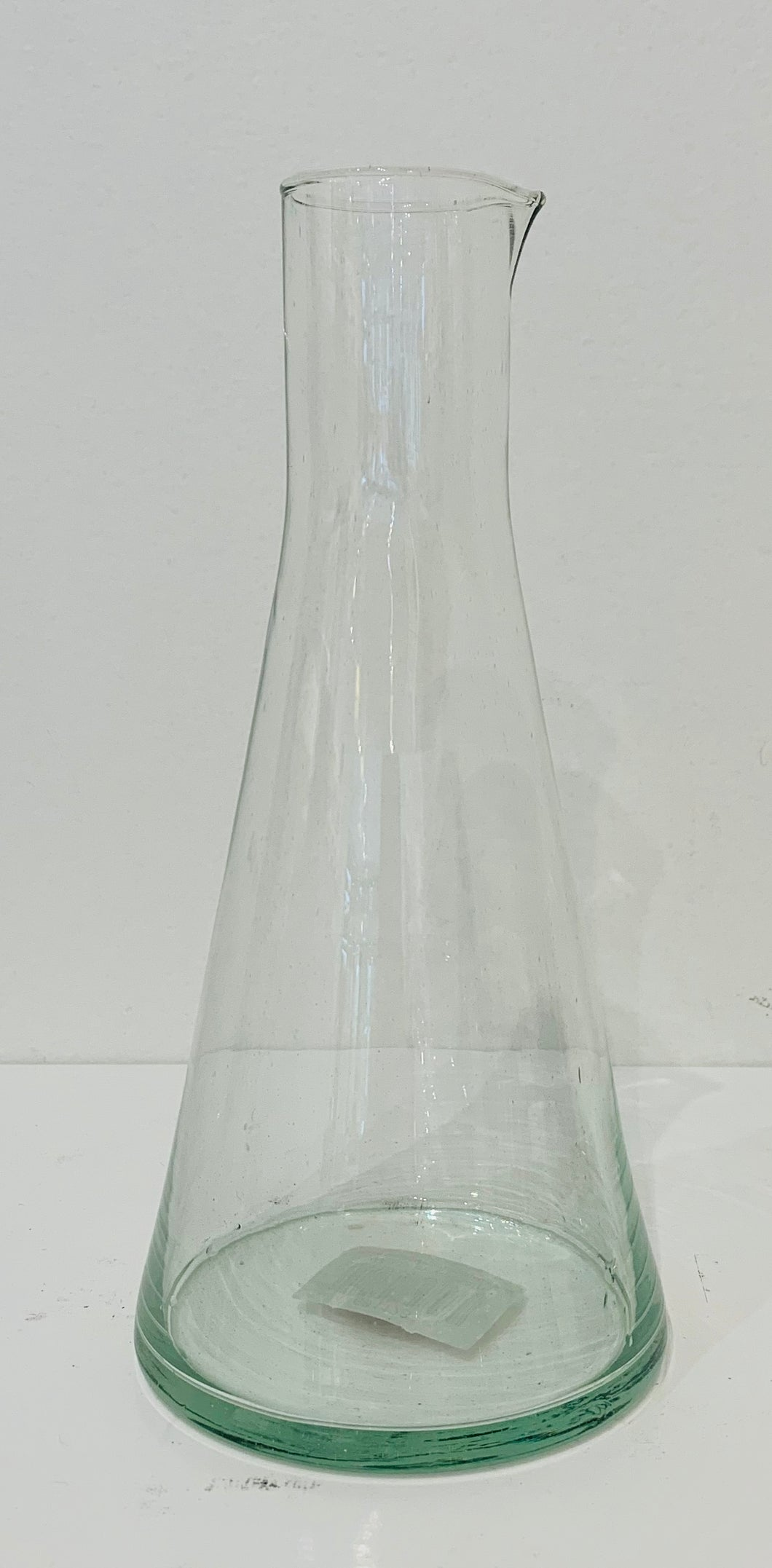 Recycled Glass Carafer