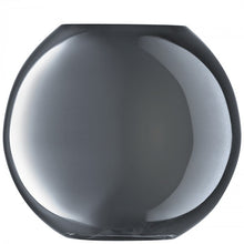 Load image into Gallery viewer, Polka Vase H16cm Platinum