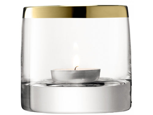 Light Tealight Holder - Gold