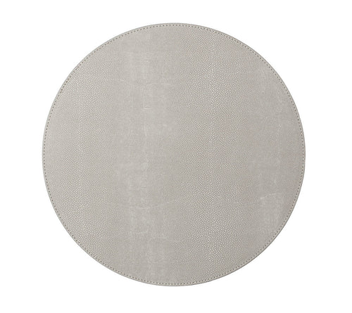 KS Placemat: SHAGREEN Gray
