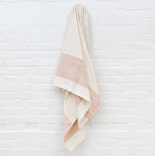 Ribs Bath Towel
