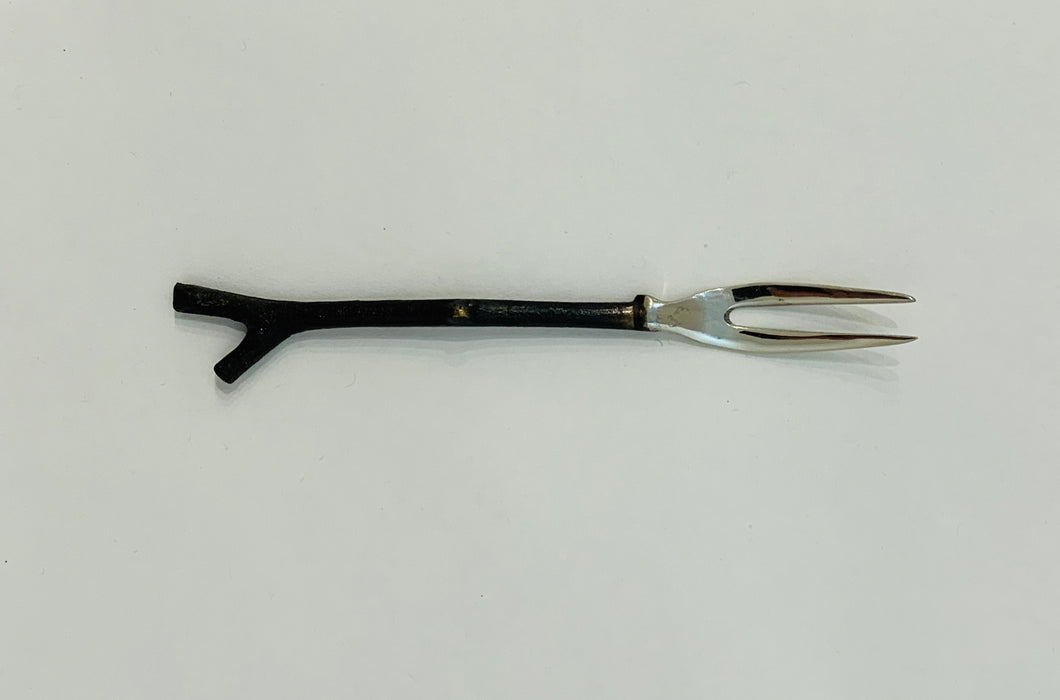 Bronze Sapling Cocktail Fork