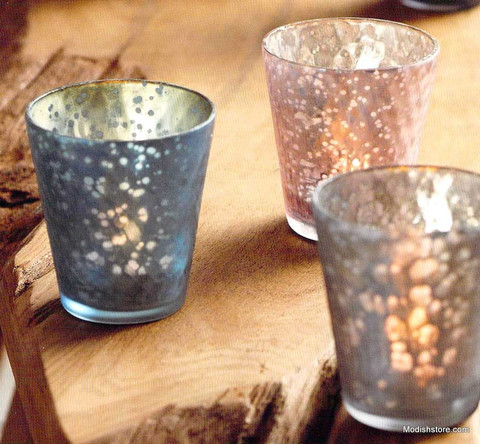 Tonal Votive/Tealight Holder Single