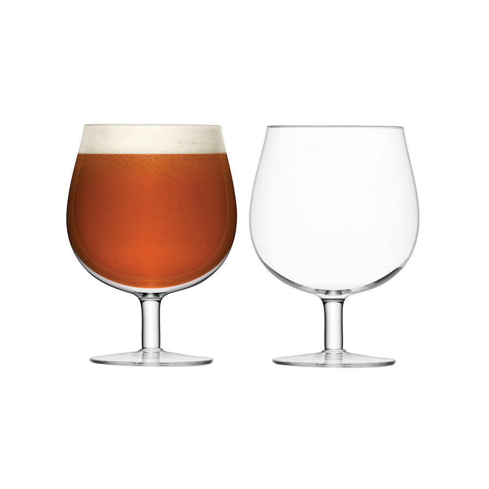 Bar Craft Beer Glass Set of 2