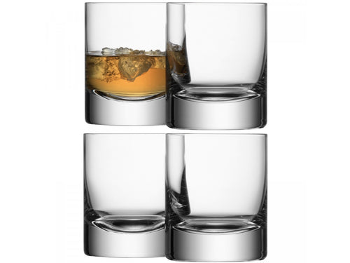 Bar Tumbler Set of 4