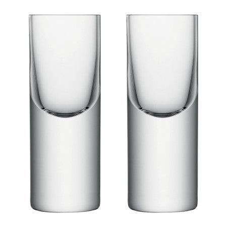 Boris Vodka Glass 50ml Clear S/2