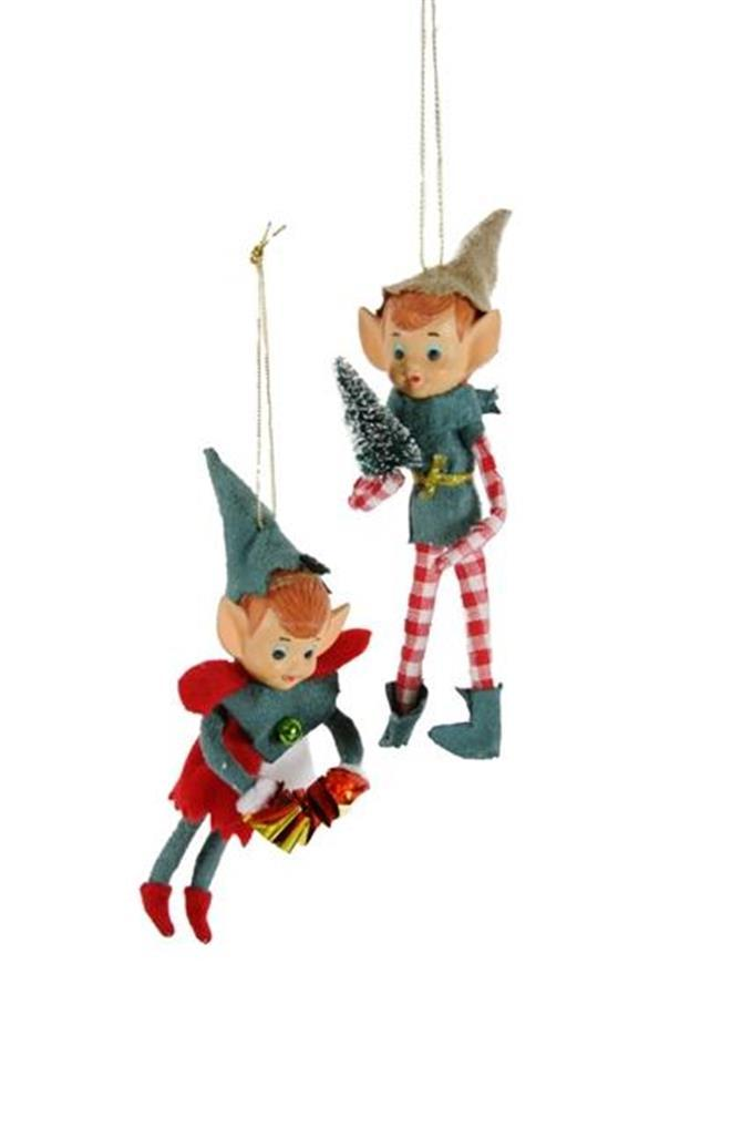 Elves Ornament