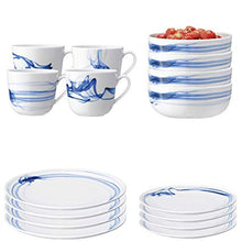 Load image into Gallery viewer, Cirro Mug Cobalt Assorted S/4