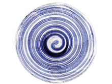 Load image into Gallery viewer, Linen Platter- Indigo