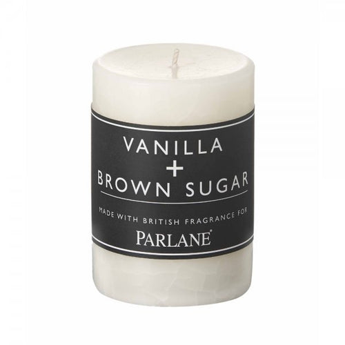 Candle Pilar Vanila & Brown Sugar
