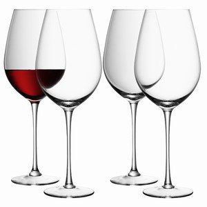 Wine Red Wine Glass 750ml S/4