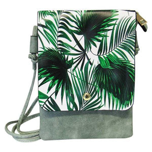 Shoulder bag print