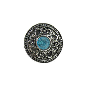 Celtic with blue crystal snap