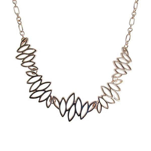 French leaves L'Or necklace