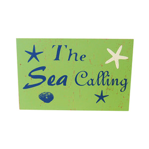 Beach magnet sea calling