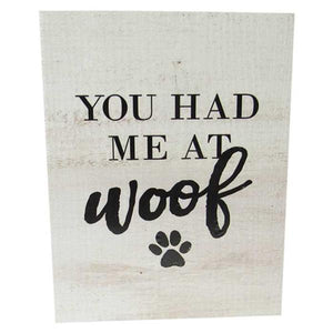 Art signs, home decor for dog lovers, tauranga online store.