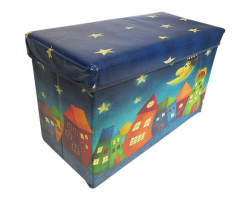 Toy box starry night
