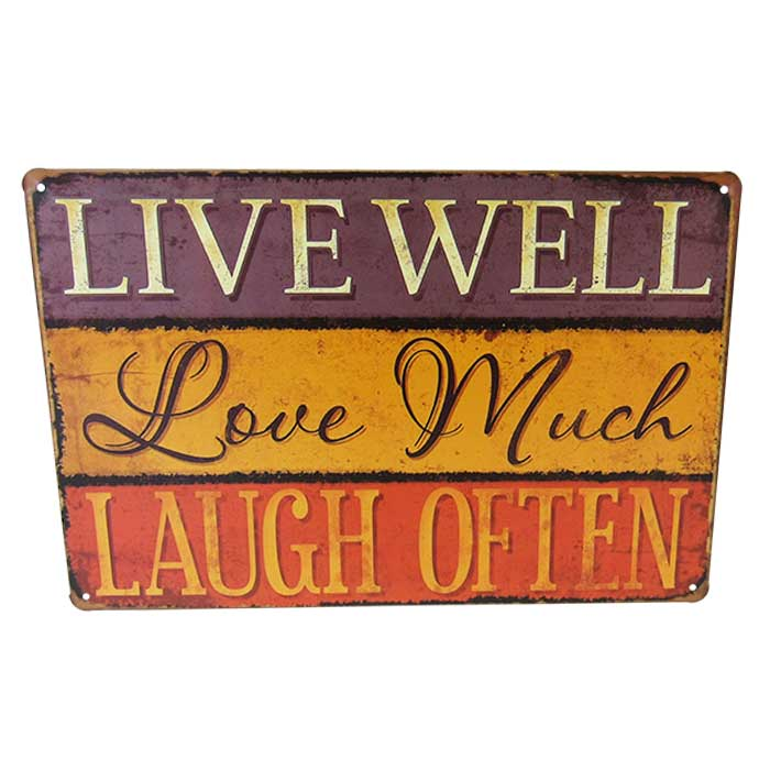 Art tin live well