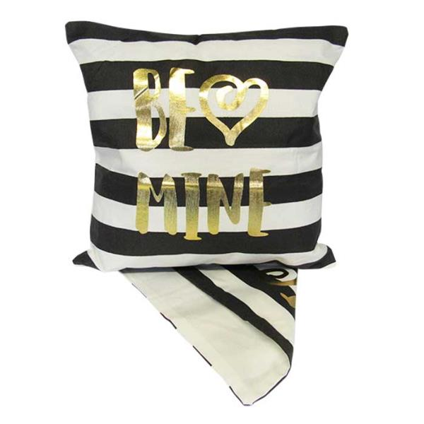 Be mine cushion cover