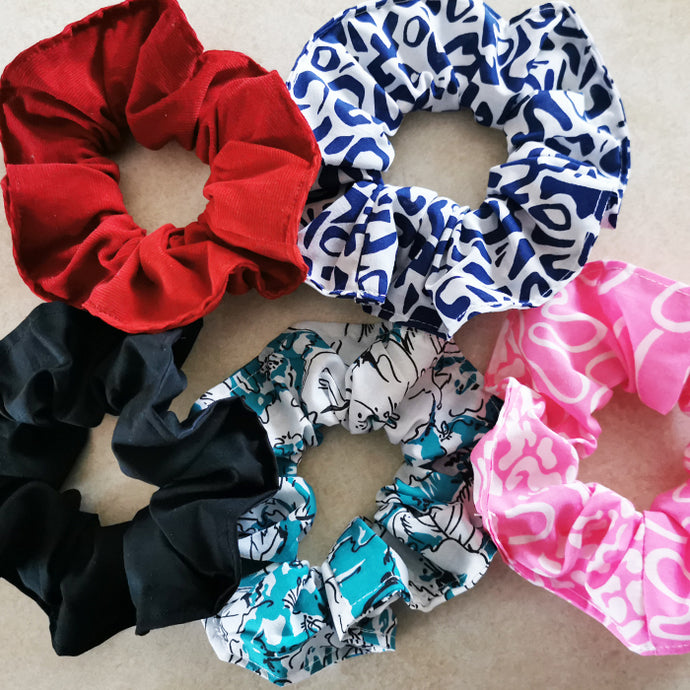 Scrunchies - Choose your design
