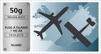 Centenary of Aviation in Iceland