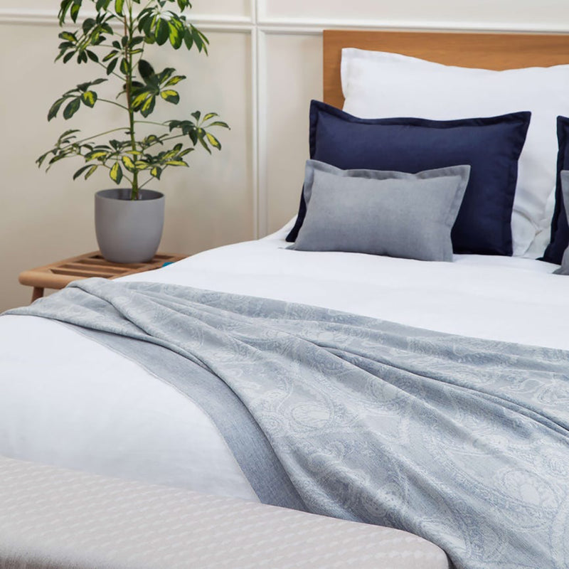 Gossamer Bed Throw