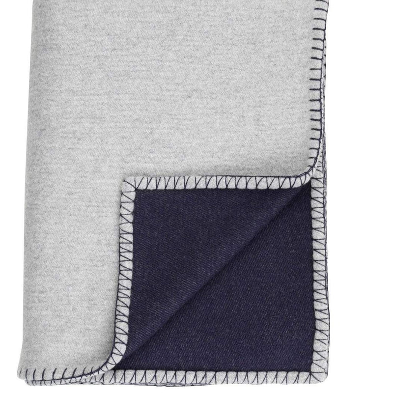 Reversible Stitched Throw