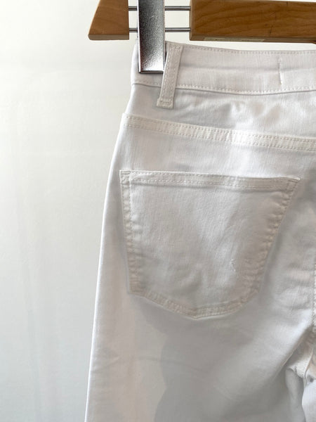 Jeans Bianco Flare