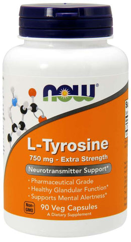 Now Foods L Tyrosine