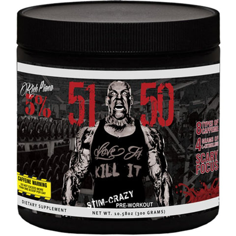Rich Piana 5150 High Stim